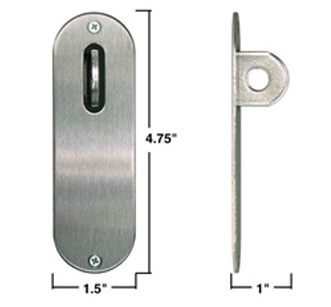 Stainless Steel Padlock Attachment